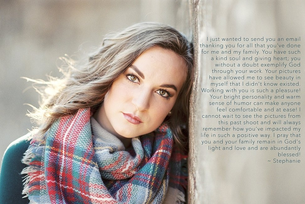 Senior Session Review