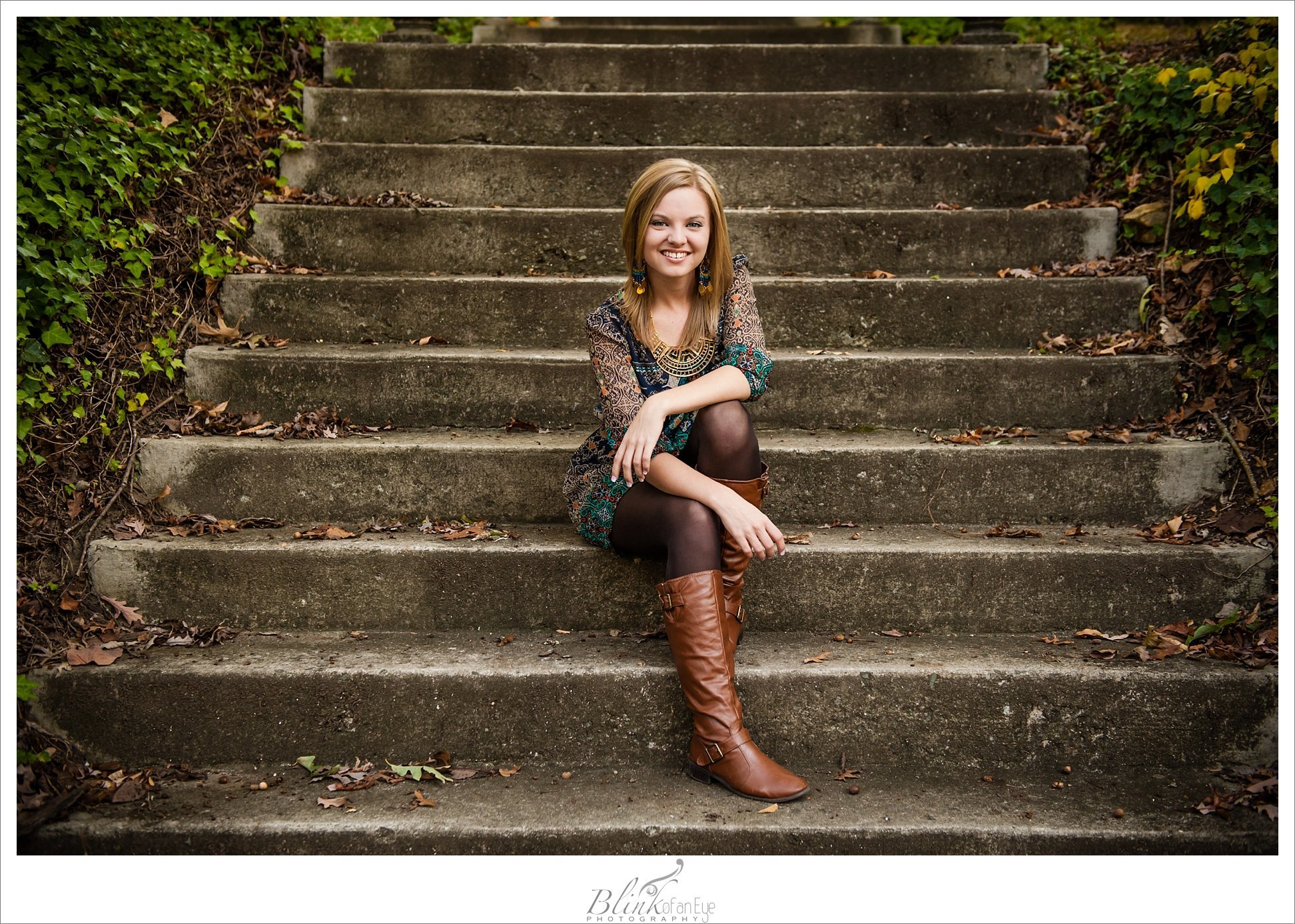 Senior Session Hannah Blink Of An Eye Photography