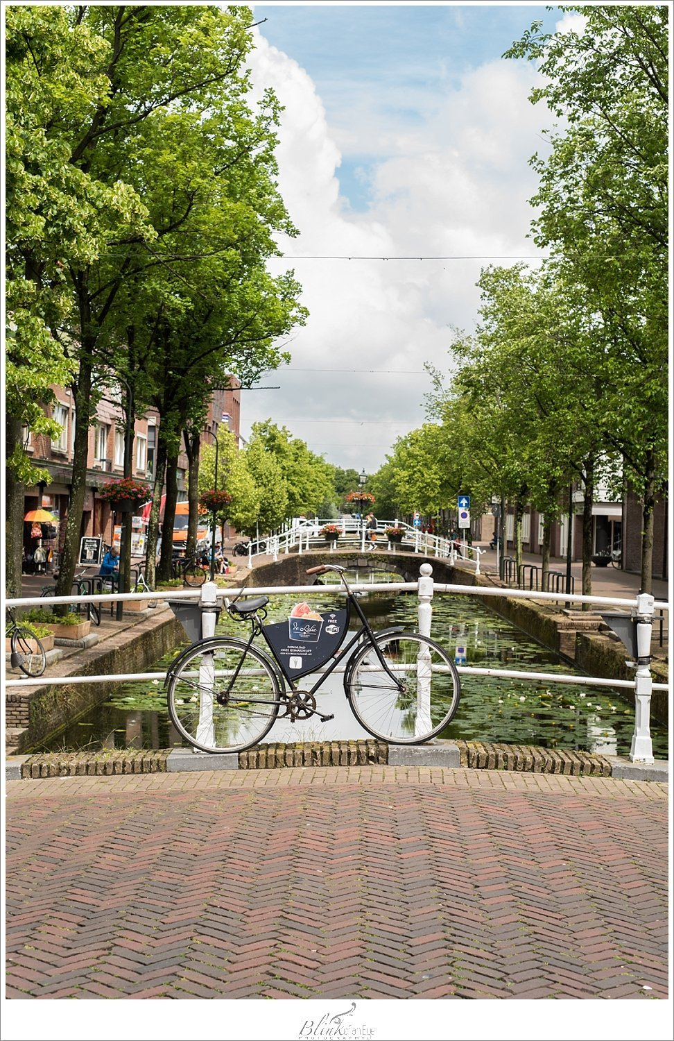 The bike is iconic in The Netherlands.