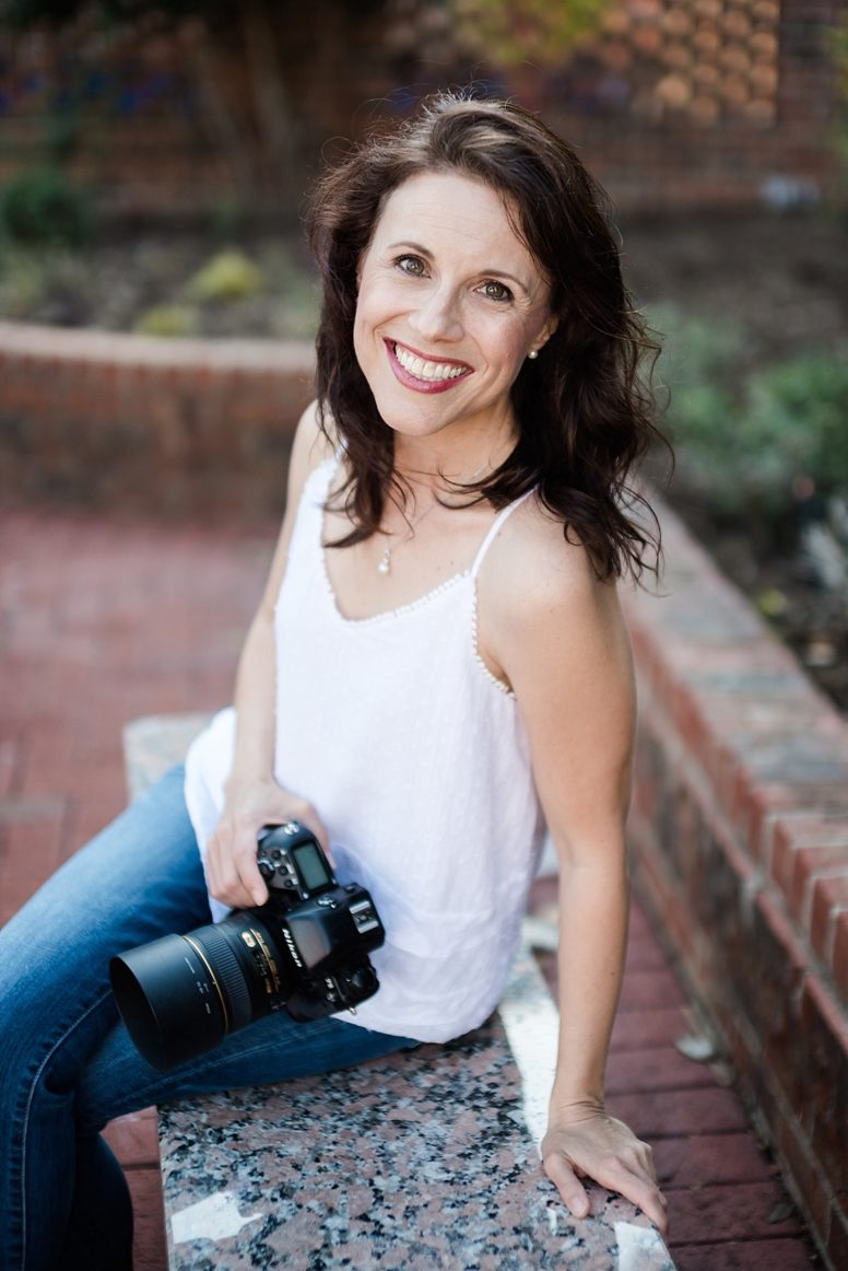 Marie Janssen is the owner and photographer for Blink of an Eye Photography, located in Burlington, NC.